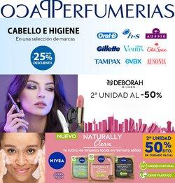 Ofertas de Paco Perfumerías en el catálogo de Paco Perfumerías ( Publicado hoy)