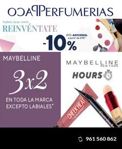 Ofertas de Perfumerías y Belleza en el catálogo de Paco Perfumerías ( Publicado hoy)