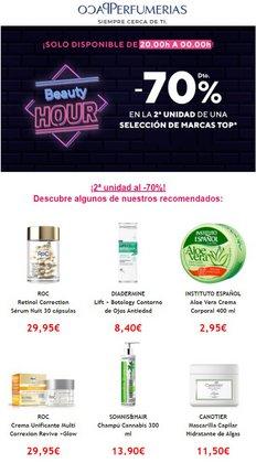 Ofertas de Paco Perfumerías en el catálogo de Paco Perfumerías ( Caducado)