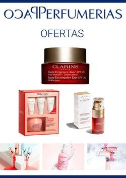 Catálogo Paco Perfumerías ( 14 días más)