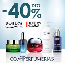 Ofertas de Paco Perfumerías  en el folleto de Valencia