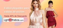 Ofertas de LightInTheBox  en el folleto de Madrid