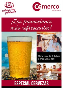 Ofertas de Comerco Cash & Carry  en el folleto de Huesca