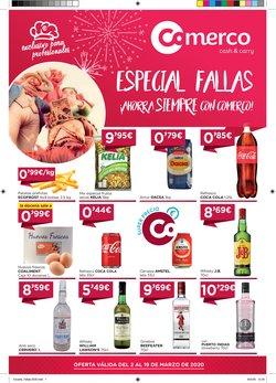 Ofertas de Hiper-Supermercados en el catálogo de Comerco Cash & Carry en Carcaixent ( 21 días más )