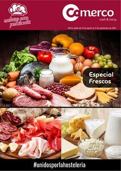 Ofertas de Hiper-Supermercados en el catálogo de Comerco Cash & Carry en Balaguer ( Publicado ayer )