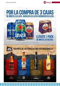 Ofertas de Amstel en Comerco Cash & Carry