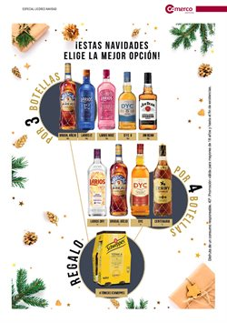 Ofertas de Bourbon en Comerco Cash & Carry