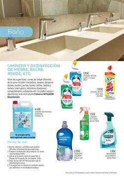 Ofertas de Limpiador wc en Comerco Cash & Carry
