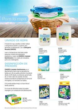 Ofertas de Detergente en polvo en Comerco Cash & Carry