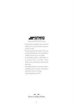 Ofertas de Smeg  en el folleto de Montcada i Reixac