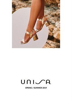 Ofertas de Unisa  en el folleto de Pamplona