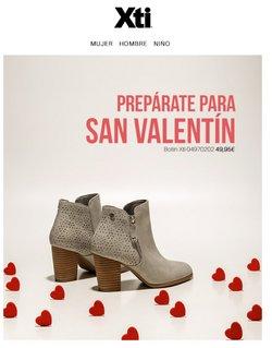 Ofertas de San Valent铆n en el cat谩logo de Xti ( Caduca ma帽ana)