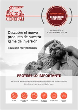Catálogo Generali Seguro de Hogar ( Caducado)
