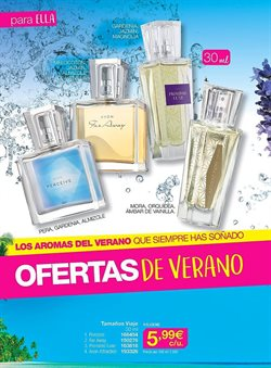Ofertas de Perfumes  en el folleto de AVON en Madrid
