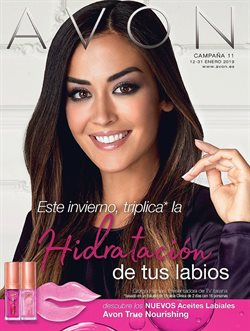 Ofertas de AVON  en el folleto de Madrid
