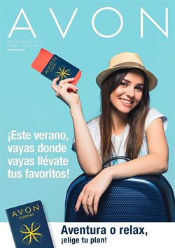 Ofertas de Perfumerías y belleza  en el folleto de AVON en Pozuelo de Alarcón