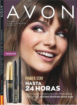 Catálogo AVON ( 10 días más )