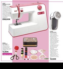Ofertas de Máquina de coser en AVON