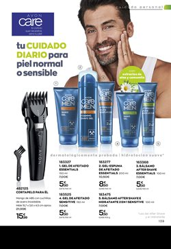 Ofertas de Aftershave en AVON