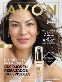 Ofertas de Perfumerías y Belleza en el catálogo de AVON ( 8 días más)