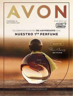 Ofertas de Perfumerías y Belleza en el catálogo de AVON ( 11 días más)