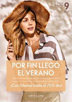 Ofertas de Perfumerías y Belleza en el catálogo de Oriflame ( 11 días más)