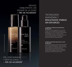 Ofertas de Shiseido  en el folleto de Oriflame en Madrid
