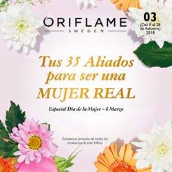 Ofertas de Oriflame  en el folleto de Maspalomas