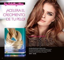 Ofertas de Tinte de pelo  en el folleto de Oriflame en Madrid