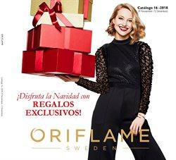 Ofertas de Oriflame  en el folleto de Madrid
