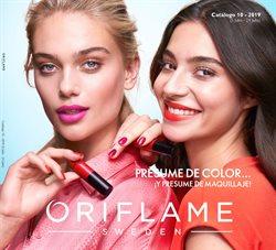 Ofertas de Perfumerías y belleza  en el folleto de Oriflame en Torrent
