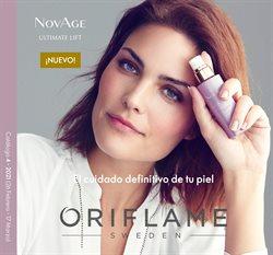 Ofertas de perfumes en el catálogo de Oriflame ( 10 días más)