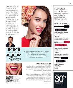 Ofertas de Máscara de pestañas  en el folleto de Cristian Lay en Madrid