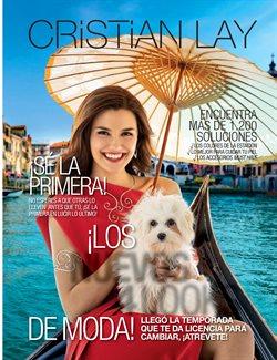 Ofertas de Perfumerías y belleza  en el folleto de Cristian Lay en Pozuelo de Alarcón