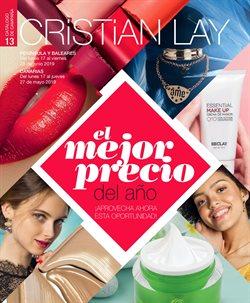 Ofertas de Perfumerías y belleza  en el folleto de Cristian Lay en Barakaldo