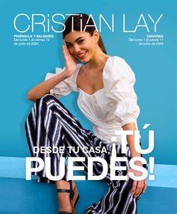 Ofertas de Perfumerías y Belleza en el catálogo de Cristian Lay ( 10 días más )