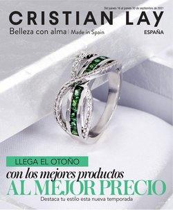 Catálogo Cristian Lay ( Publicado ayer)