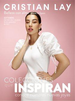 Ofertas de Perfumerías y Belleza en el catálogo de Cristian Lay ( 5 días más)