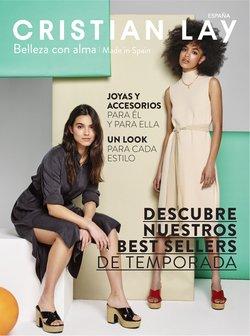 Ofertas de Perfumerías y Belleza en el catálogo de Cristian Lay ( 11 días más)