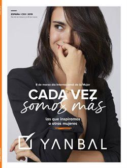 Ofertas de Yanbal  en el folleto de Madrid