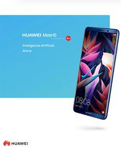 Ofertas de Huawei  en el folleto de Huawei en Madrid