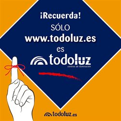 Ofertas de Todoluz  en el folleto de Madrid