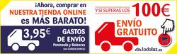 Ofertas de Todoluz  en el folleto de Málaga