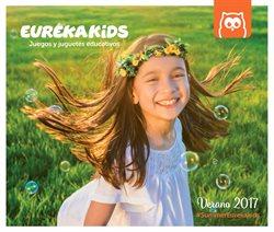 Ofertas de EurekaKids  en el folleto de Madrid