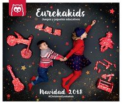 Ofertas de Juguetes y bebes  en el folleto de EurekaKids en Palamos