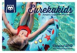Ofertas de EurekaKids  en el folleto de Barcelona