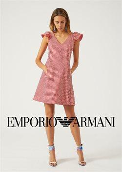 Ofertas de Armani  en el folleto de Madrid