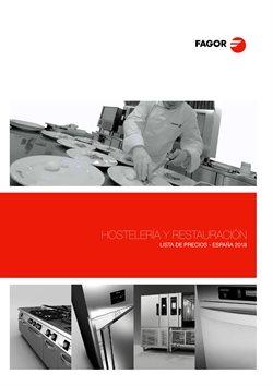 Ofertas de Fagor  en el folleto de Alcalá de Henares