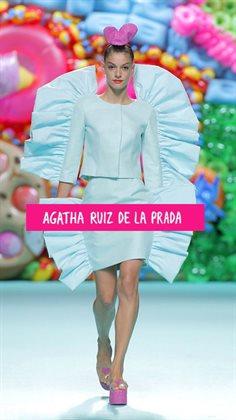 Ofertas de Agatha Ruiz de la Prada  en el folleto de Madrid