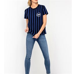 Ofertas de Camiseta mujer  en el folleto de Lee en Puigcerda